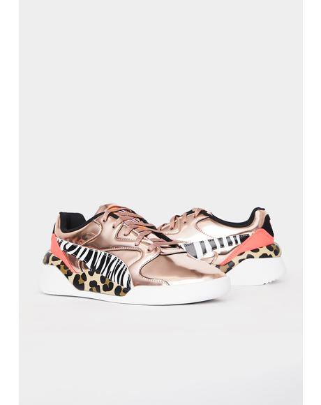X Sophia Webster Aeon Sneakers