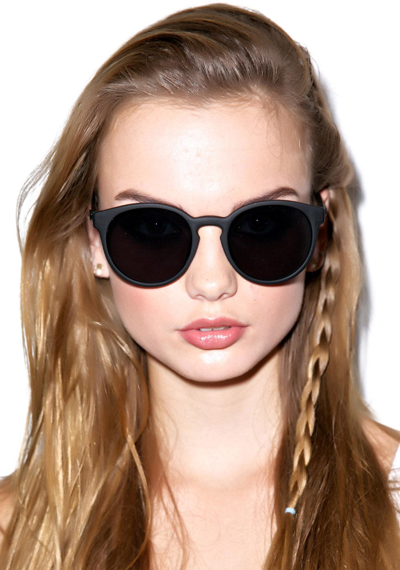 Quay Eyeware Coy Sunglasses