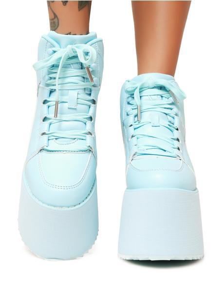 Arctic Qozmo 2 Platform Sneakers
