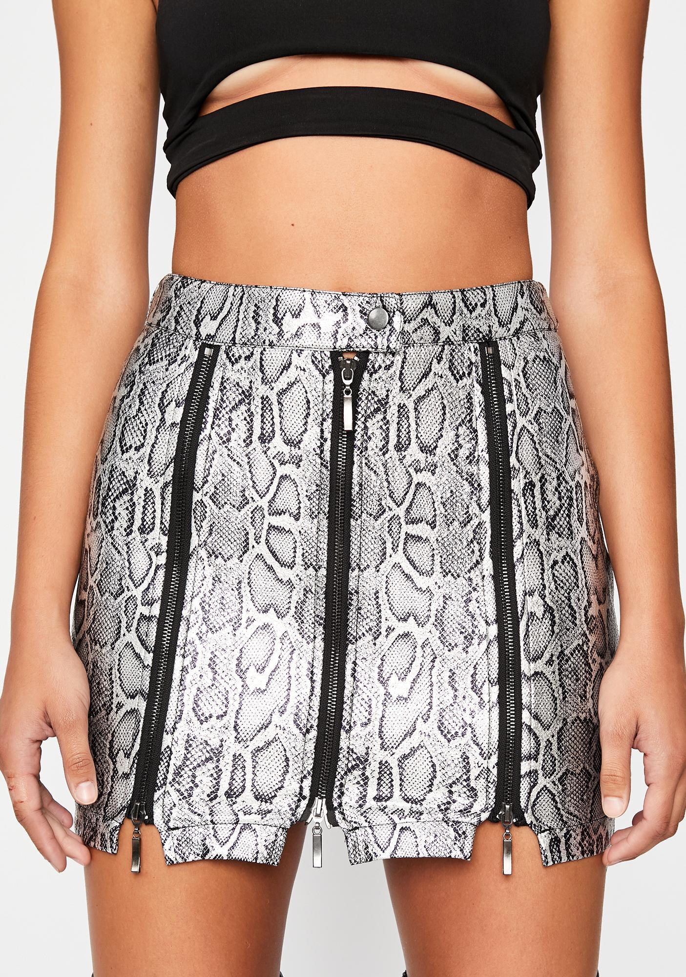 Vile Vengeance Mini Skirt