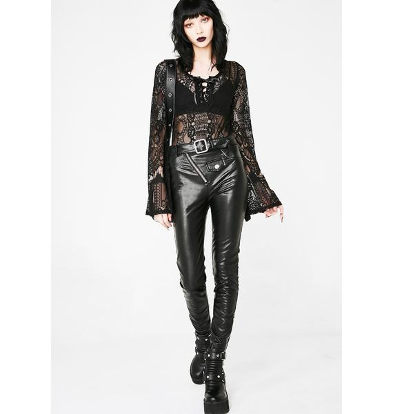 Killstar Deadly Beloved Bodysuit