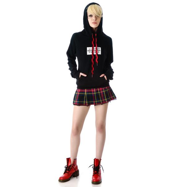 HLZBLZ x Belle of the Brawl Not Average Pullover Hoodie