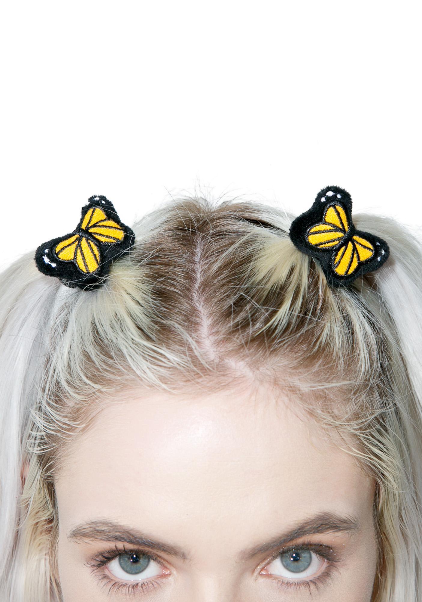 Monarchy Hair Ties