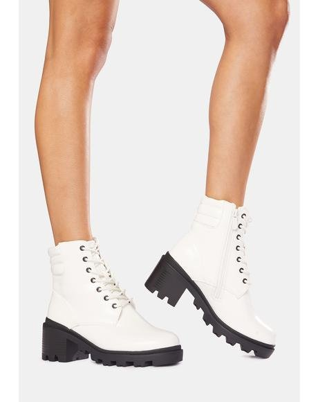 Missed Calls Ankle Boots