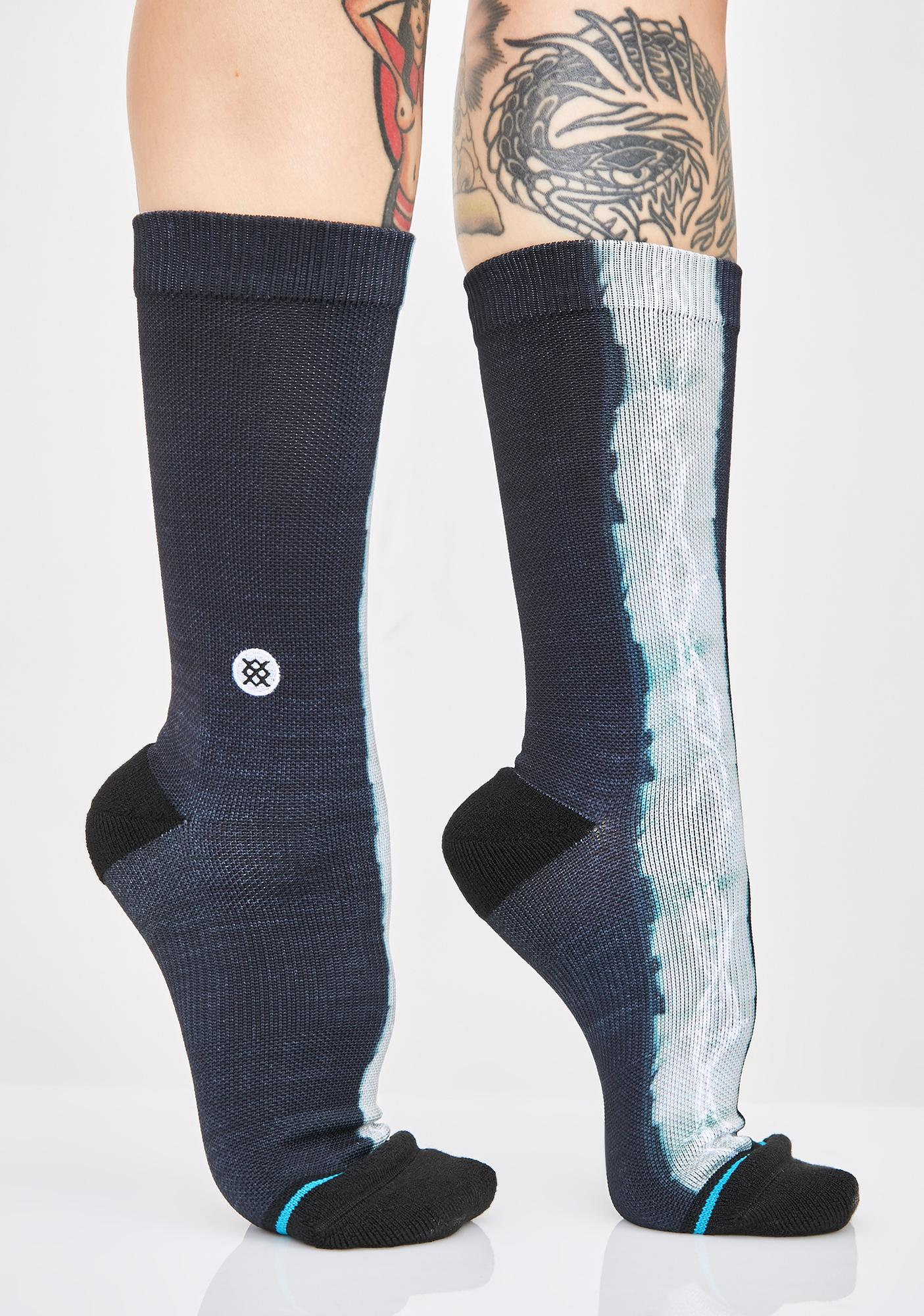 Stance Locked Out Crew Socks