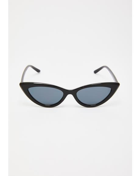 7th Year Itch Cat Eye Sunglasses