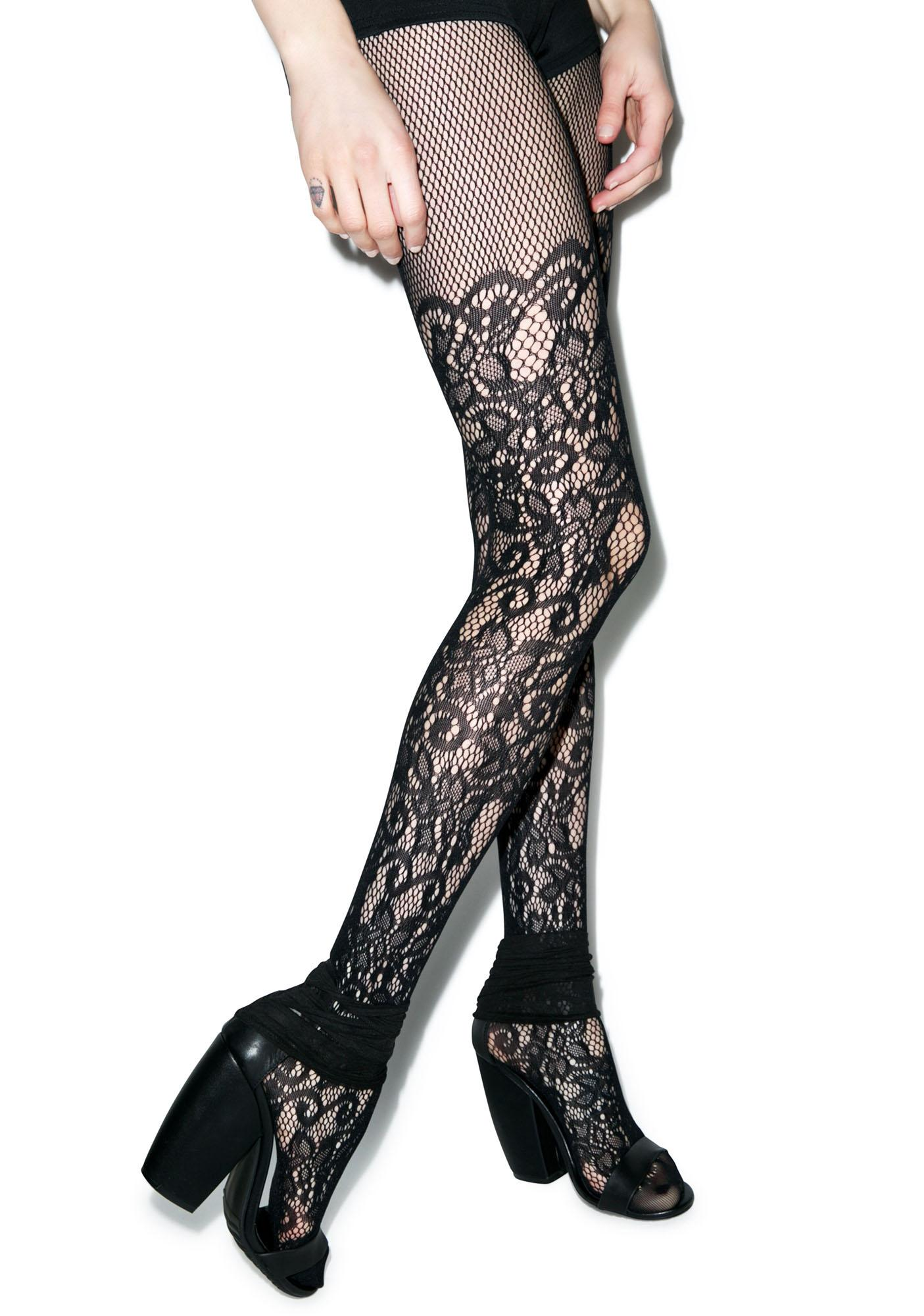 Vine Stem Tights