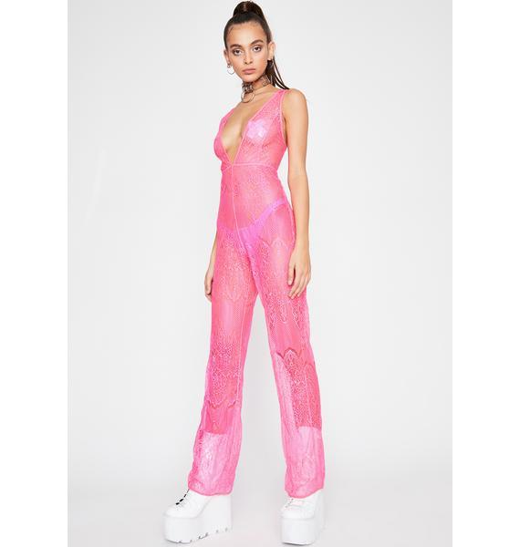 Romantic Desire Lace Jumpsuit