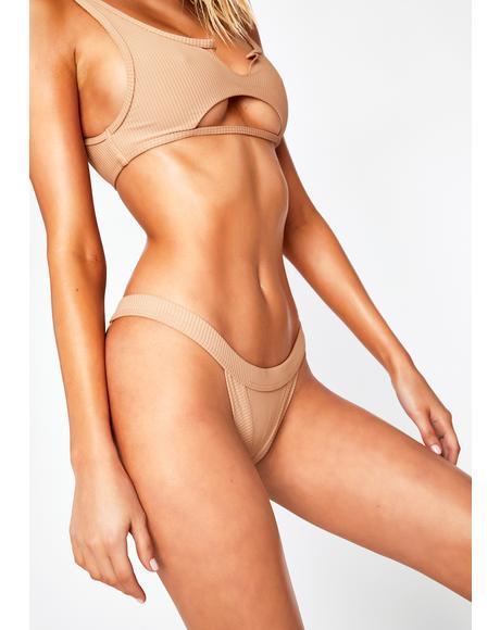 Nude Cole Bikini Bottoms