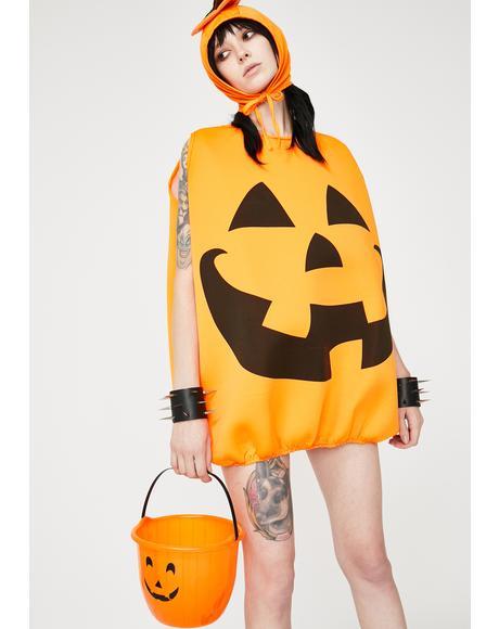 Bye Pumpkin Costume Set