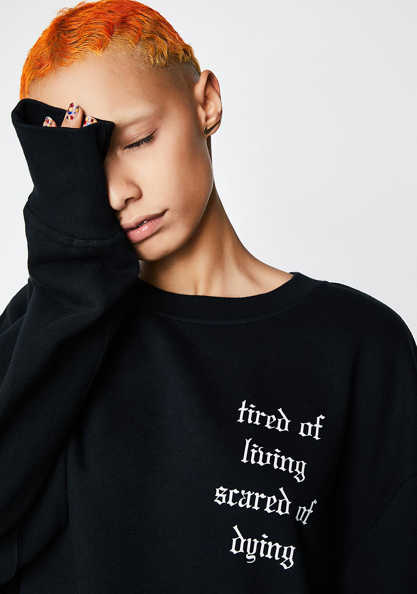 Youth Machine Destiny Pullover