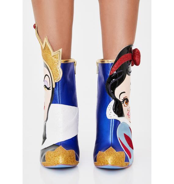 Irregular Choice Still The Fairest Heeled Boots