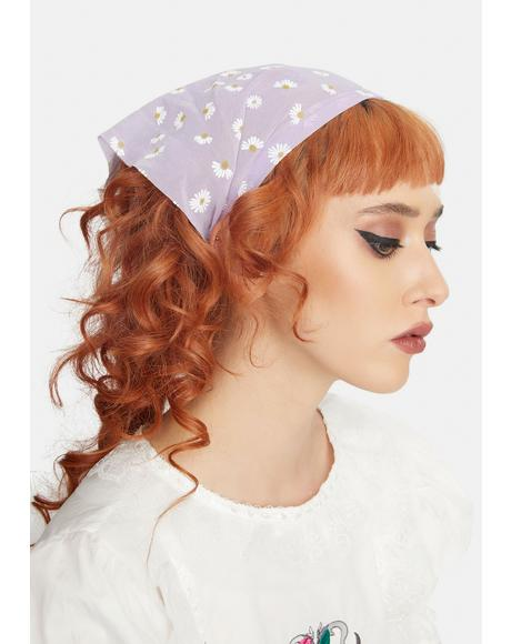 Truth Be Told Floral Scarf Headband