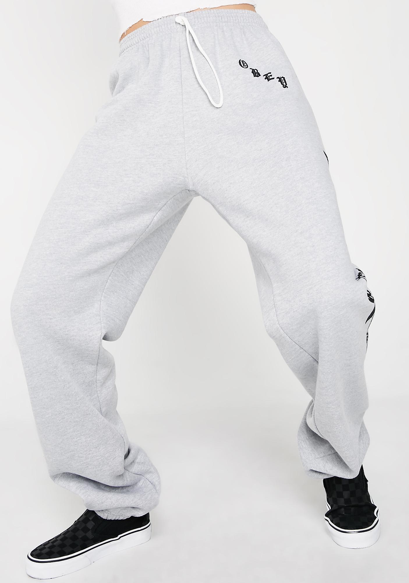 Obey Olde Rose Sweatpants