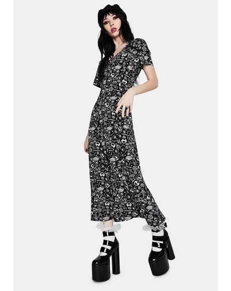 Kiki Maxi Dress