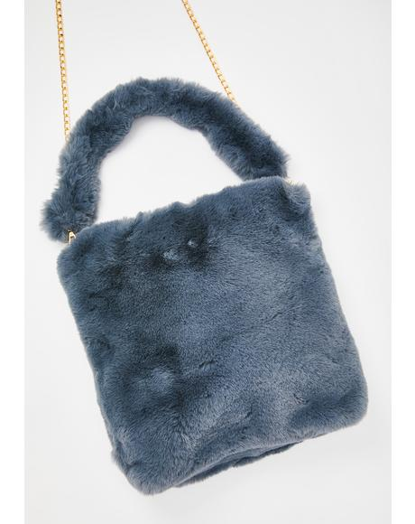 Storm Feisty Fiend Furry Shoulder Bag