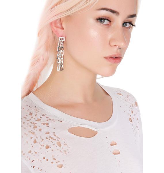 Shackled Earrings