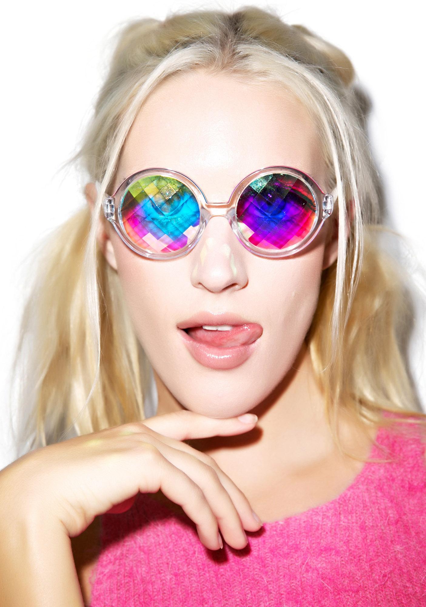 H0les Eyewear Pixel Sunglasses
