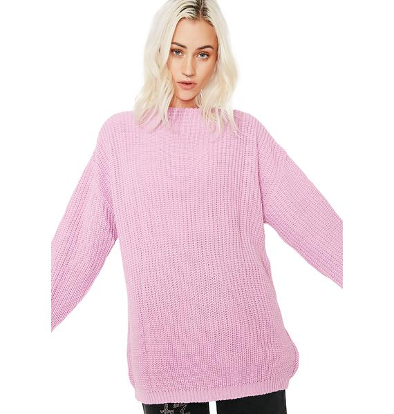 Glamorous Special Affair Knit Sweater