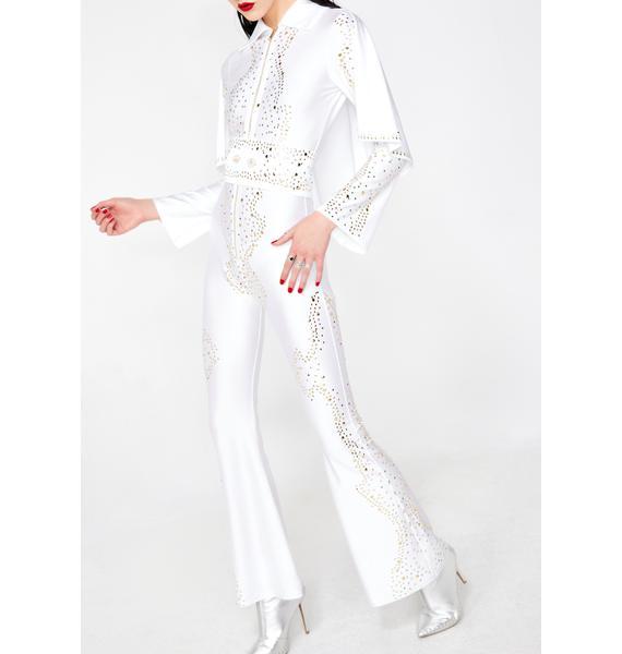 Dolls Kill Queen Of Rock N' Roll Costume