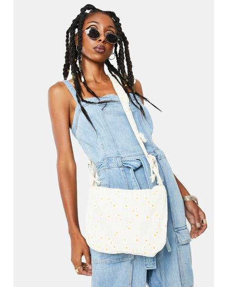 Upsy Daisy Crossbody Bag