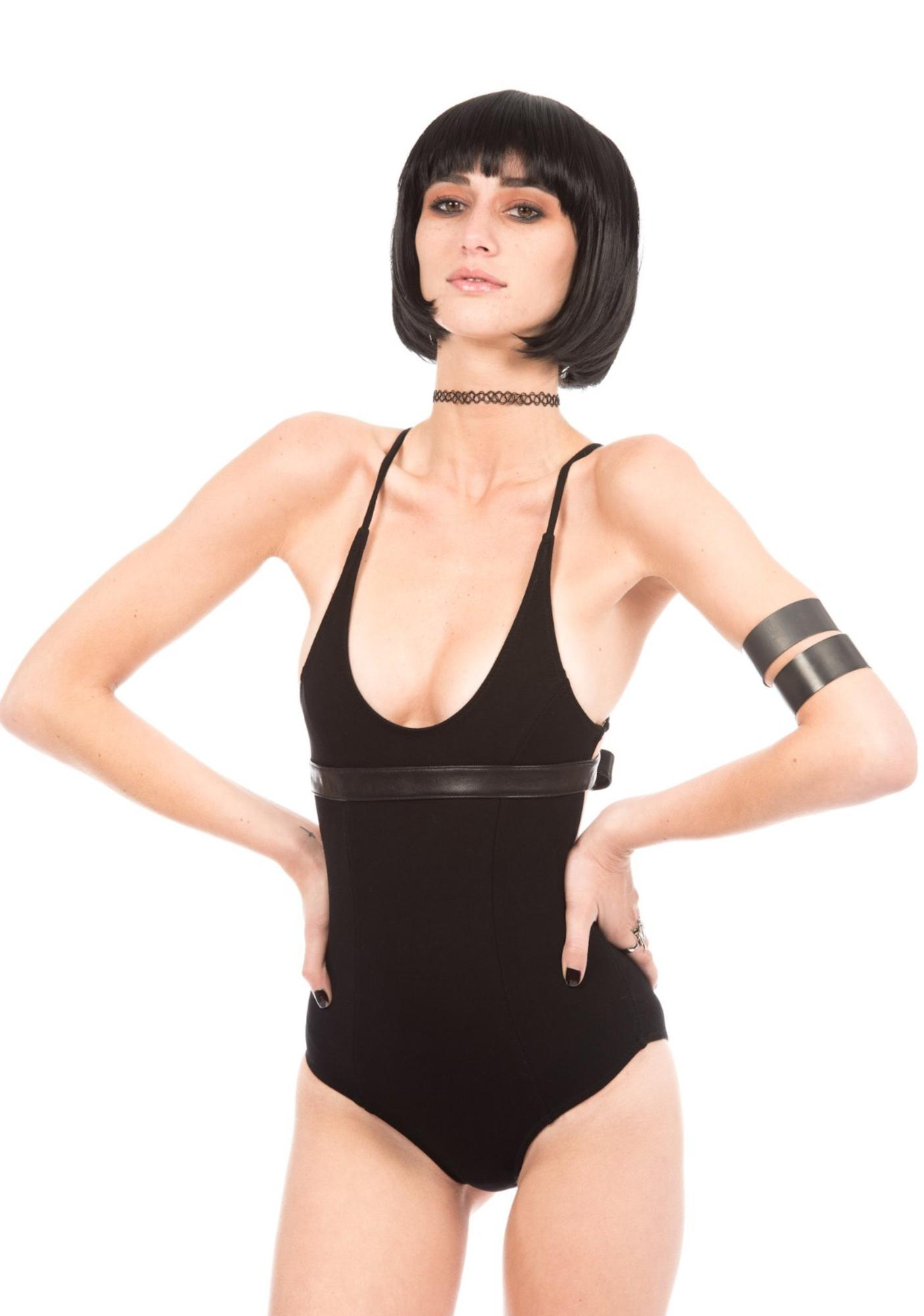 One Teaspoon Sheriff Bodysuit