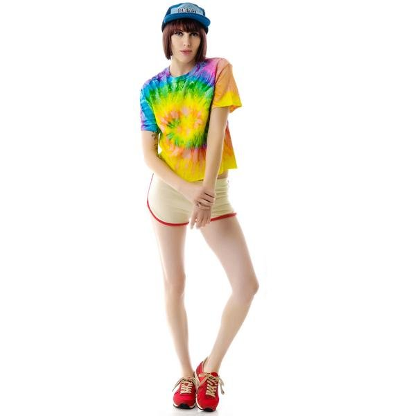 Kill Brand Go Home Tie Dye Tee