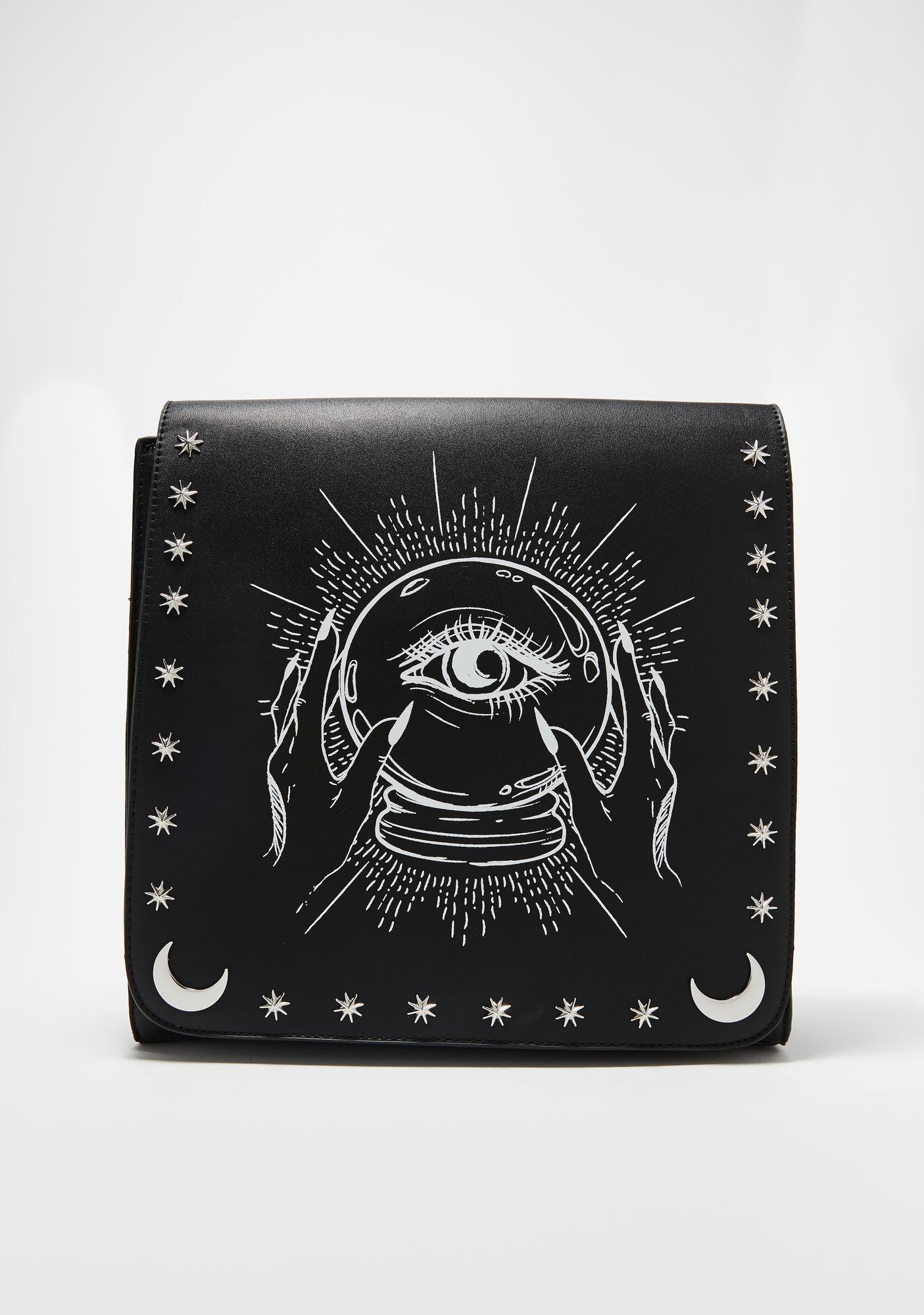 Killstar Crystal Gazer Handbag