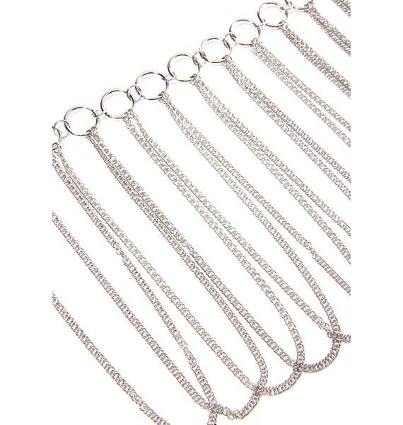 Princessa 2-Piece Body Chain Set