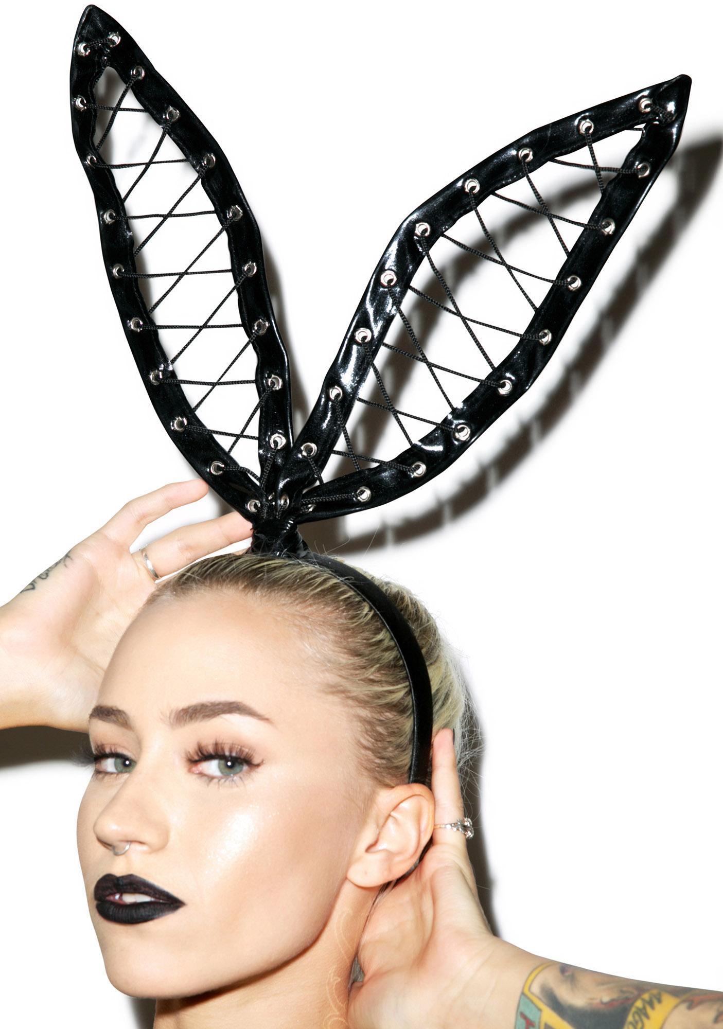 Tie Me Up Bunny Ears