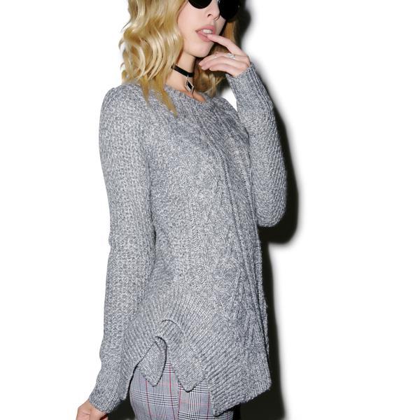 Stylestalker Kyanite Sweater