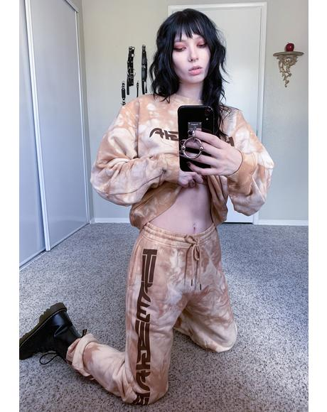 Cosima Tie Dye Trackpants