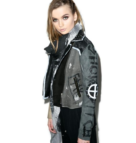 Religion Over Tune Jacket