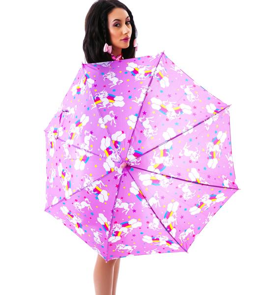 Unicorn Umbrella
