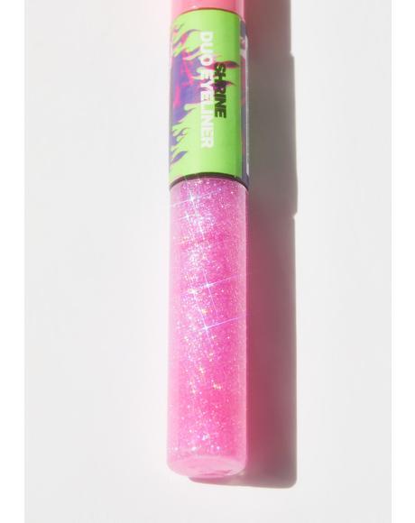Neon Pink Duo Eyeliner