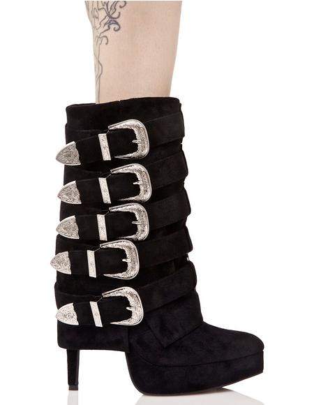 Silvia Boot