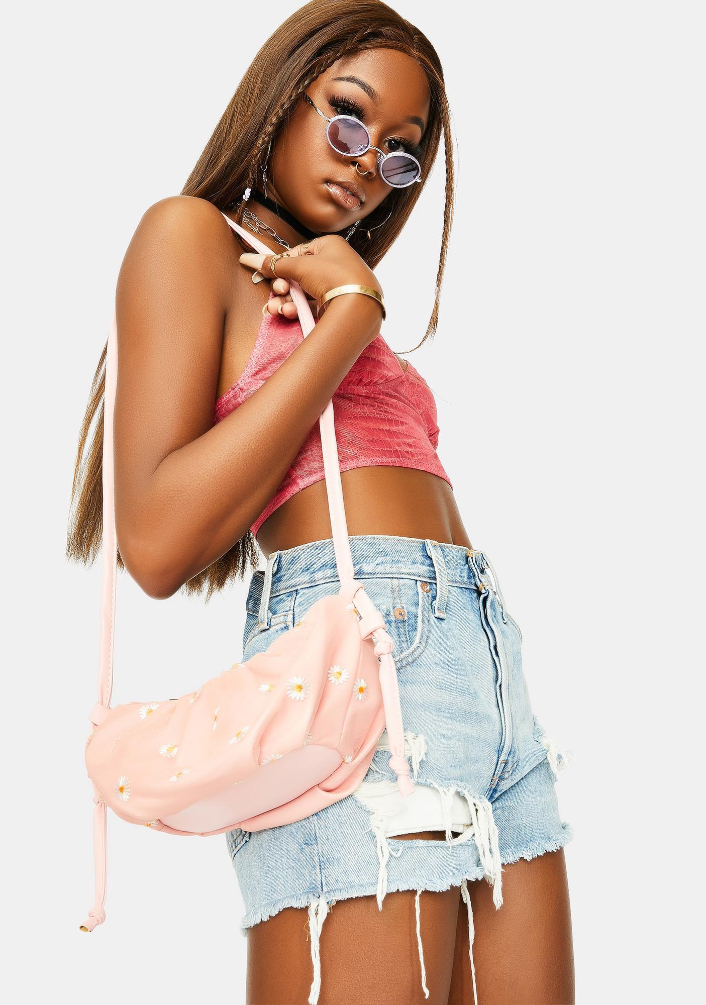 Make My Daisy Crossbody Bag