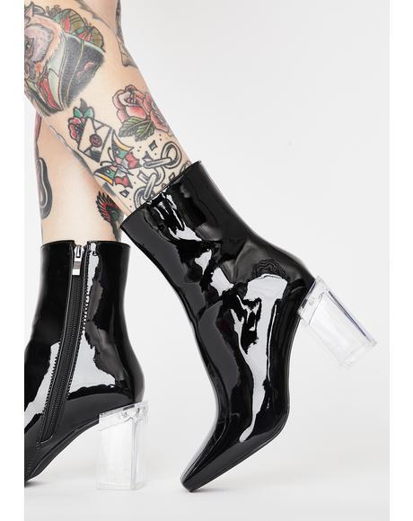 Plague Patent Boots