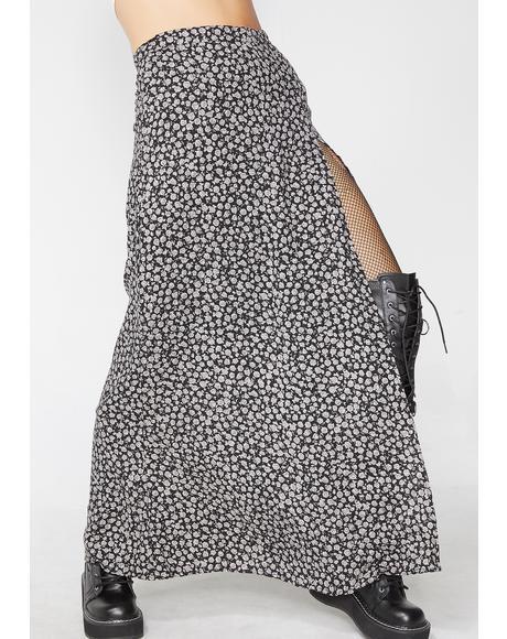 Shayk Maxi Skirt