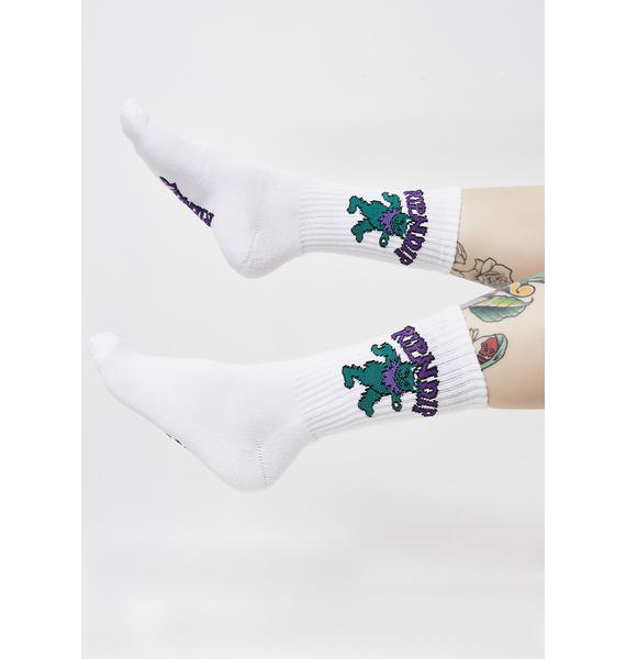 RIPNDIP Grateful Nerm Socks