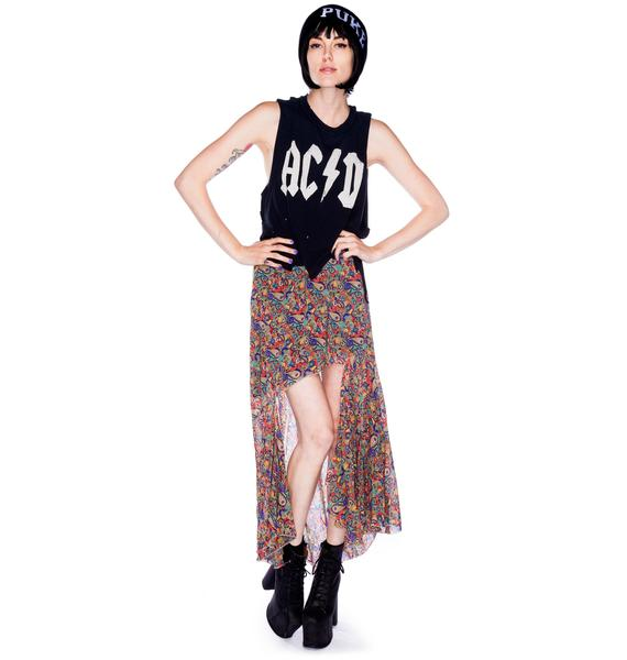 UNIF Abbey Skirt