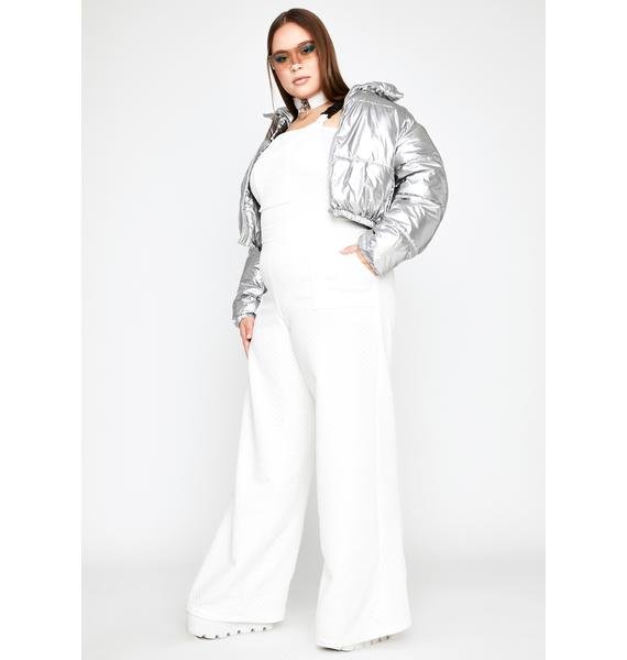 Pure Total County Diva Quilted Overalls