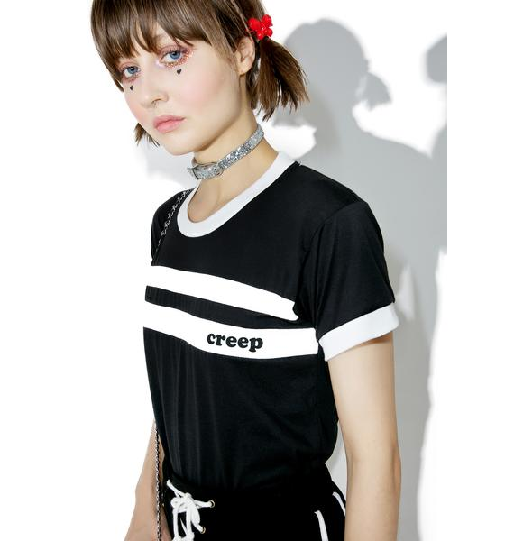Camp Collection Creep Ringer Tee