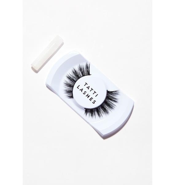 Tatti Lashes 3D Brazilian Silk Hair TL31