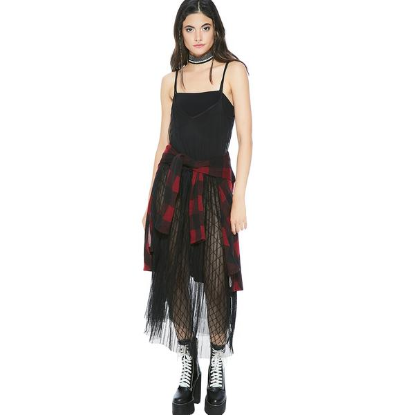 Witch Way Slip Dress