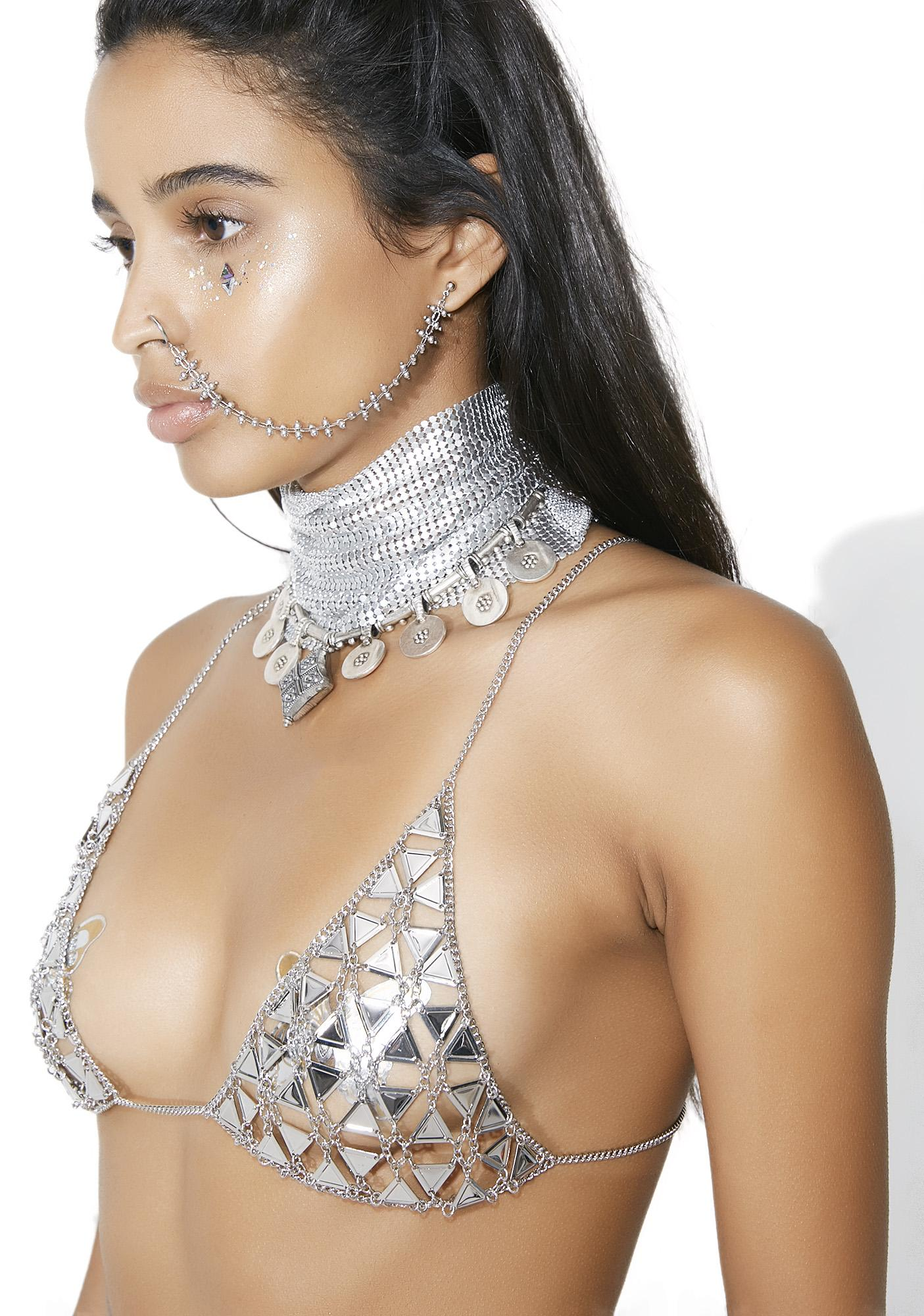 Princess Organa Chain Bra