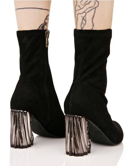 Chiaroscuro Boots