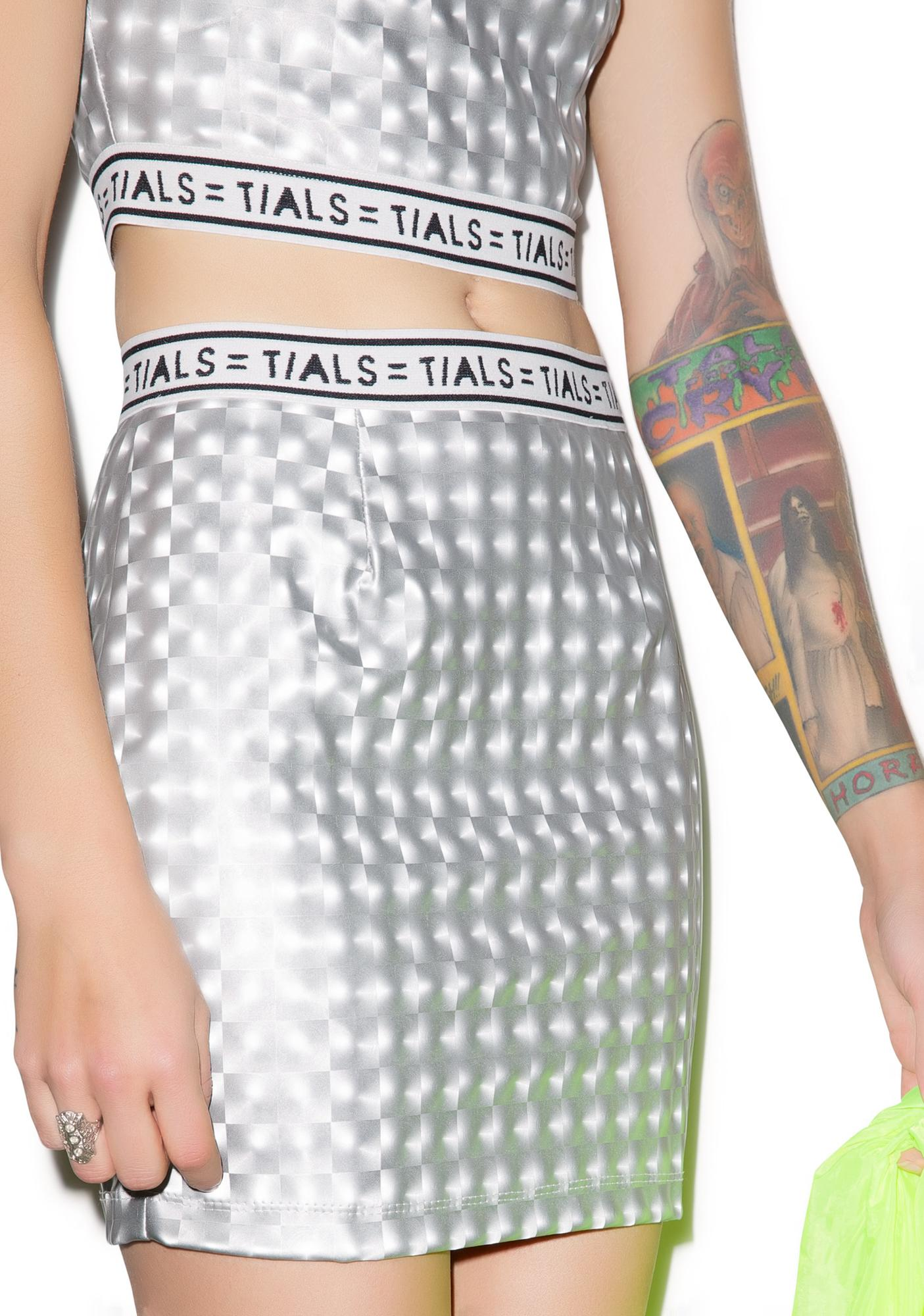 This Is A Love Song Switch Skirt