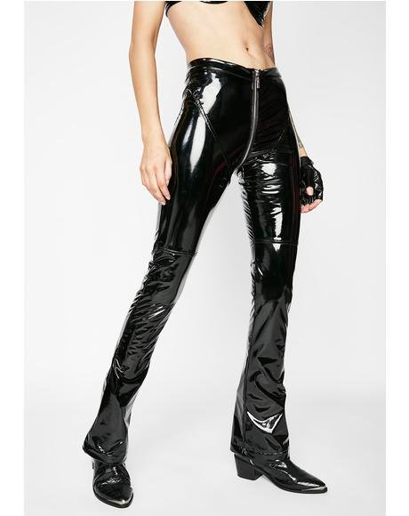 Dark Siren PVC Pants