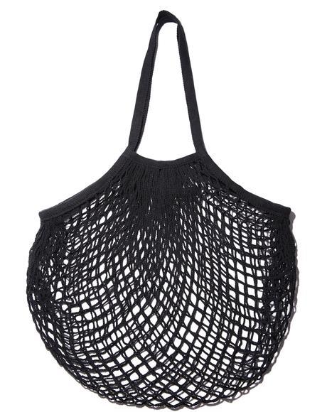 Got Caught Fishnet Bag